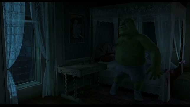 Shrek 2 Lighting