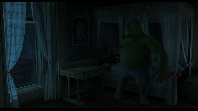 Shrek 2 Lighting